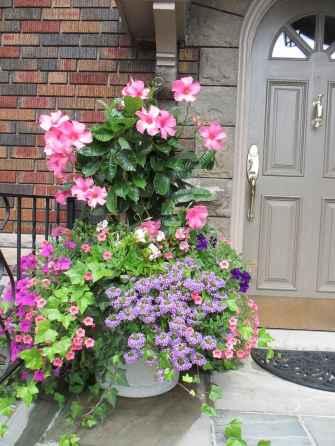 Best summer container garden ideas 26
