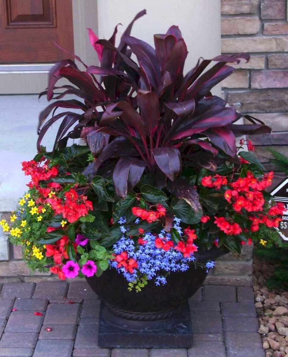 Best summer container garden ideas 45