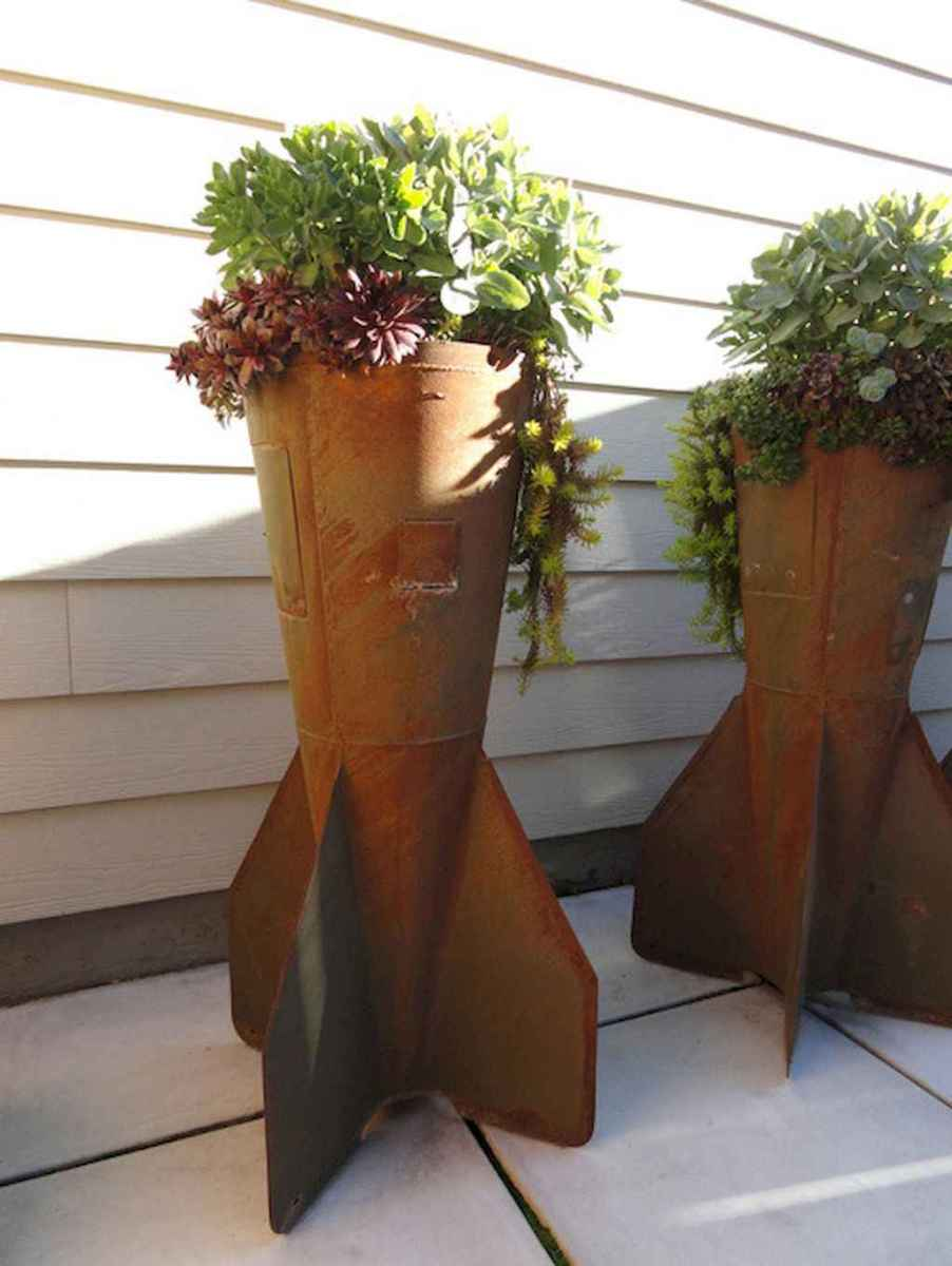 Best summer container garden ideas 58