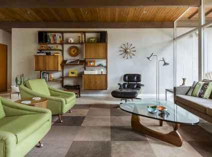 Cozy midcentury living room 24 ideas