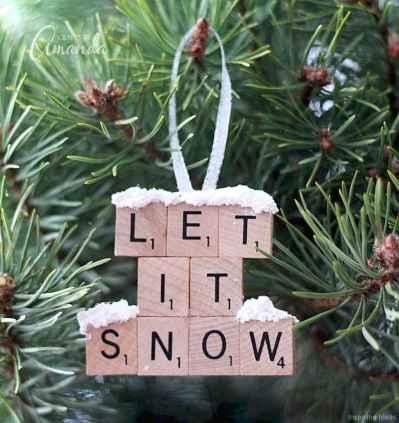 Easy diy christmas decorations ideas on a budget 19