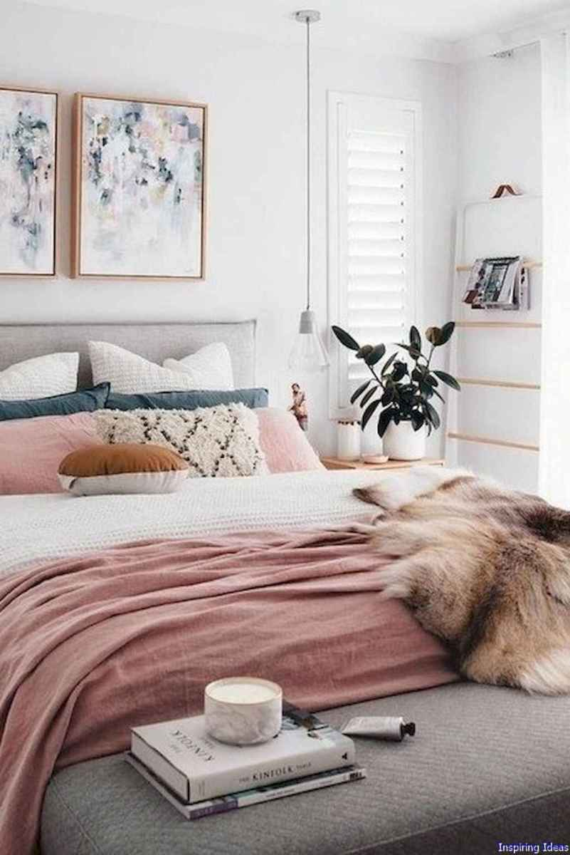 Gorgeous modern bedroom decor ideas 027