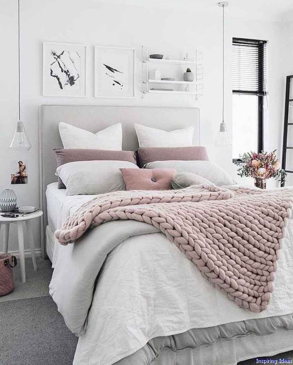 Gorgeous modern bedroom decor ideas 032