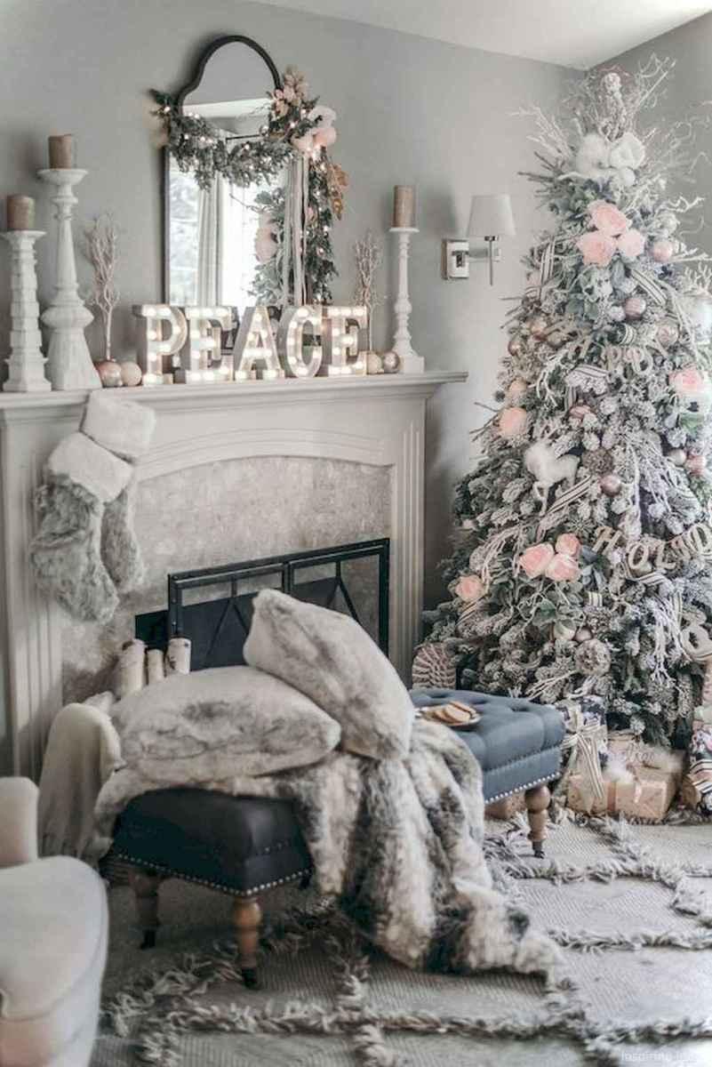 Joyful christmas decorations ideas for apartment 09