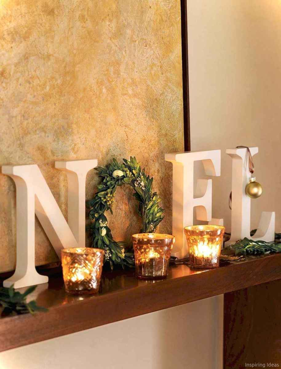 Joyful christmas decorations ideas for apartment 16