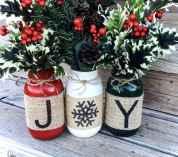 Joyful christmas decorations ideas for apartment 32