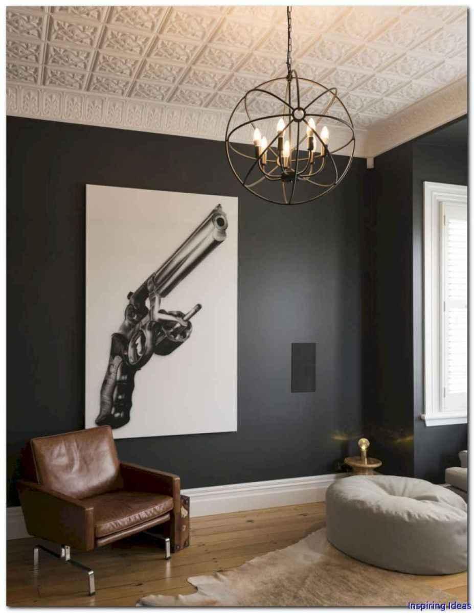 Masculine apartment decorating ideas for men 07