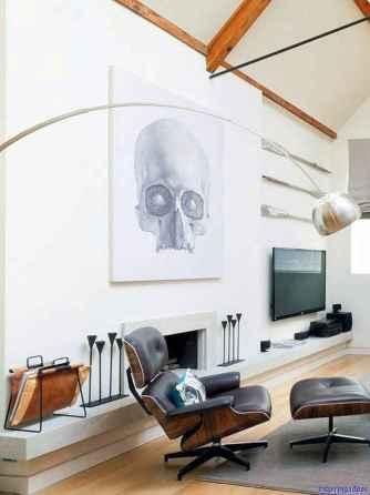 Masculine apartment decorating ideas for men 16