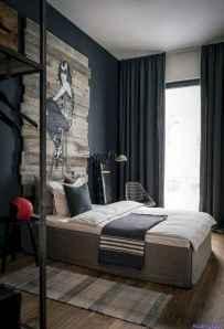 Masculine apartment decorating ideas for men 61