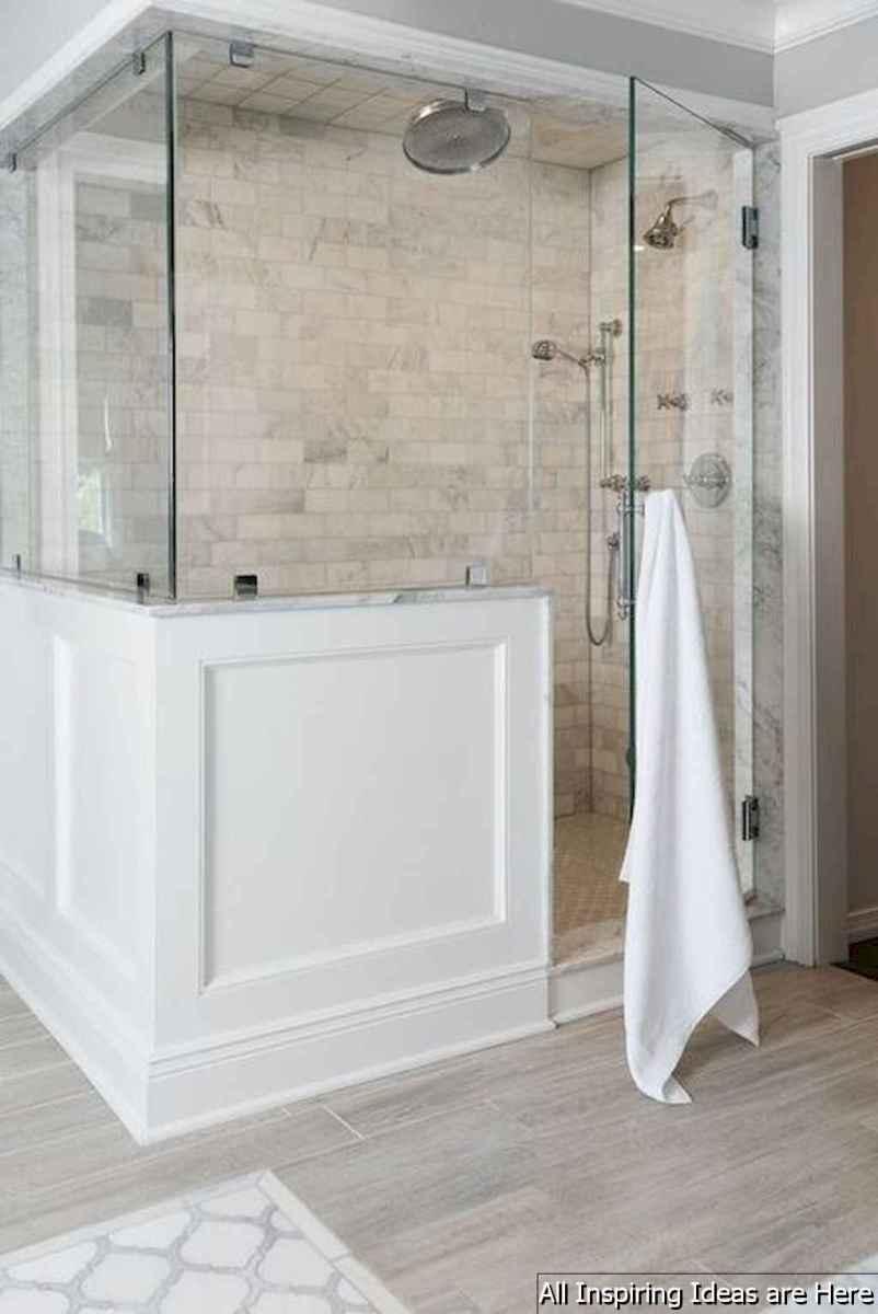 Minimalist modern farmhouse small bathroom decor ideas 15