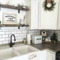 Modern farmhouse kitchen sink 2 ideas