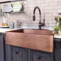 Modern farmhouse kitchen sink 20 ideas