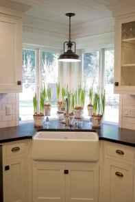 Modern farmhouse kitchen sink 44 ideas