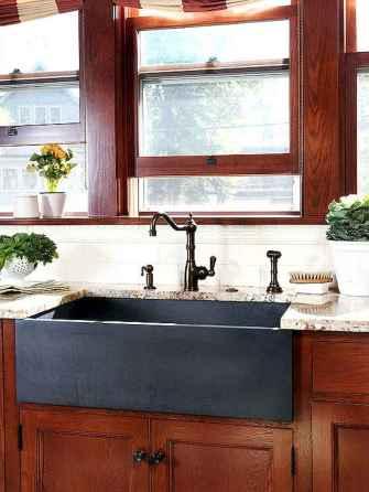 Modern farmhouse kitchen sink 50 ideas