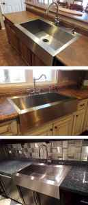 Modern farmhouse kitchen sink 58 ideas