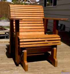 Outdoor 22 rocking chairs project ideas for patio