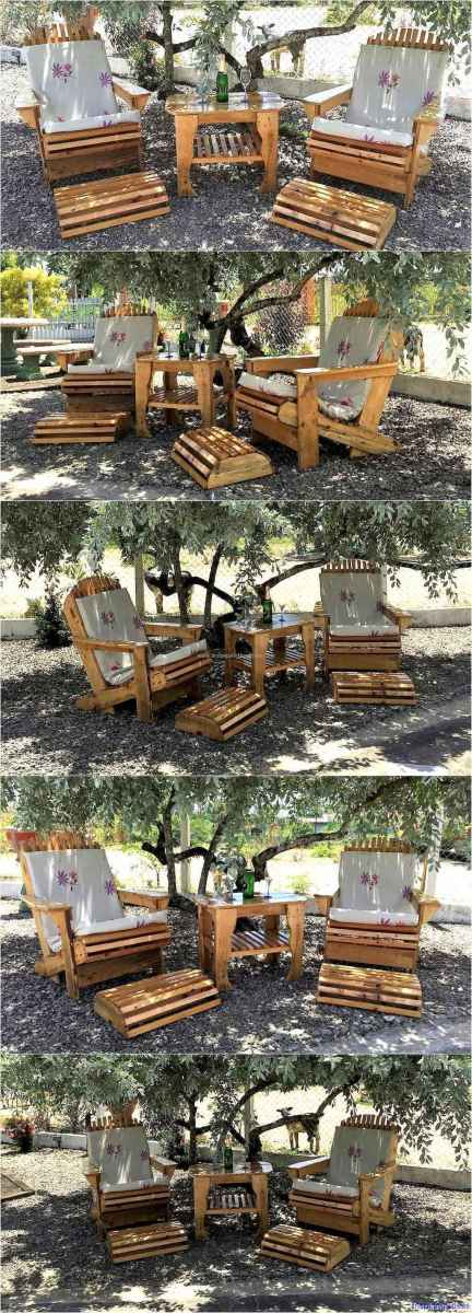 Outdoor 32 rocking chairs project ideas for patio