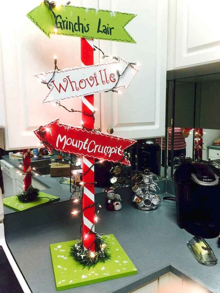 Simple christmas decorations ideas for the home 06