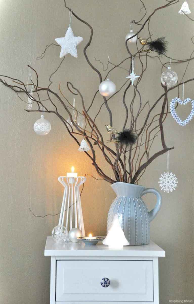 Simple christmas decorations ideas for the home 10