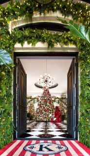 Simple christmas decorations ideas for the home 33