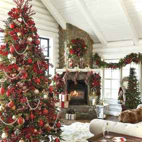 Simple christmas decorations ideas for the home 44
