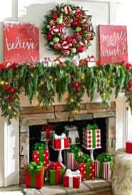 Simple christmas decorations ideas for the home 50