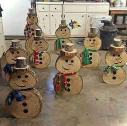 Simple christmas decorations ideas for the home 52