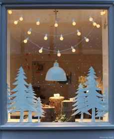 Simple christmas decorations ideas for the home 58