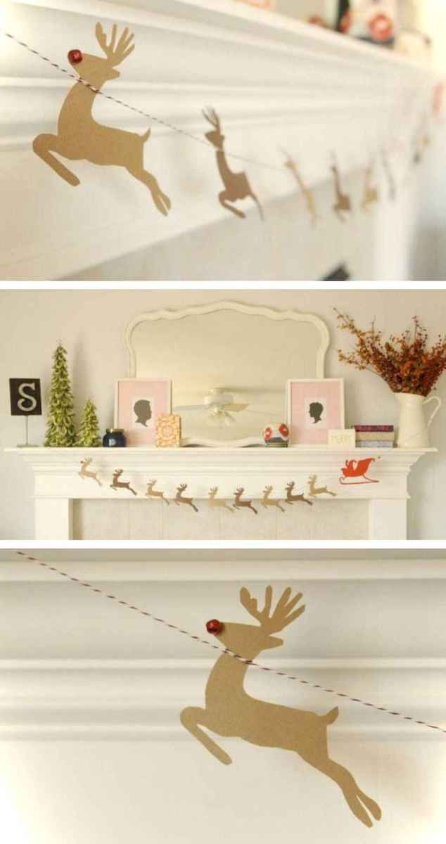 Simple christmas decorations ideas for the home 63
