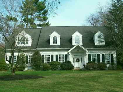 Traditional cape cod house exterior ideas 043