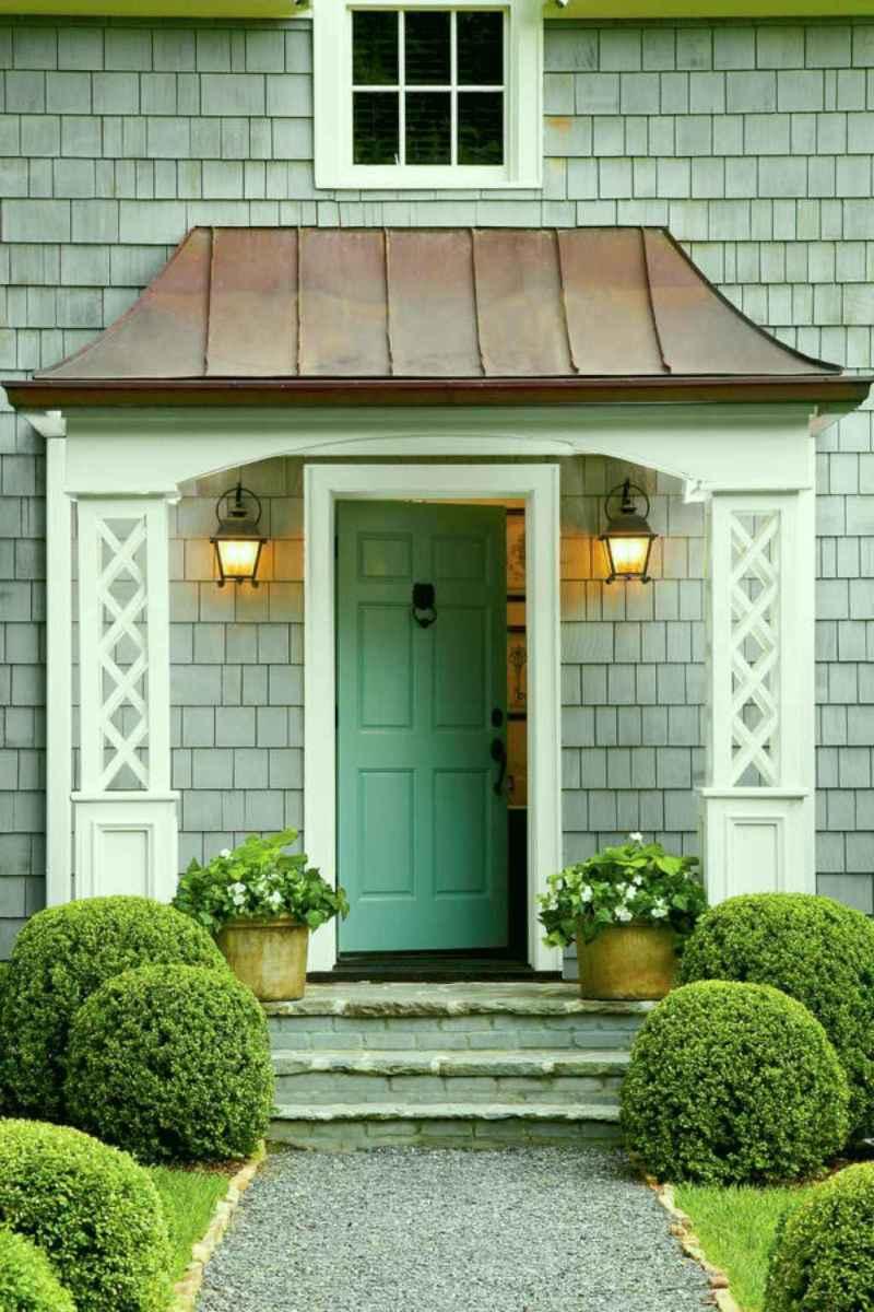 Traditional cape cod house exterior ideas 049