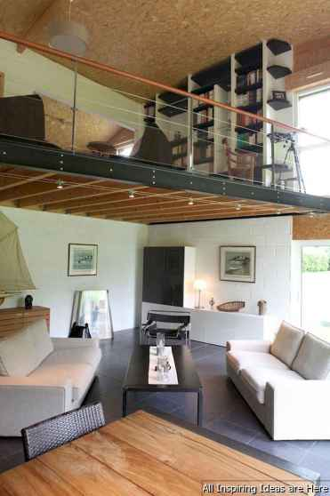0004 interesting small loft bedroom design ideas