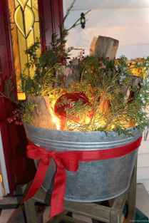 0010 peaceful christmas outdoor decorations ideas
