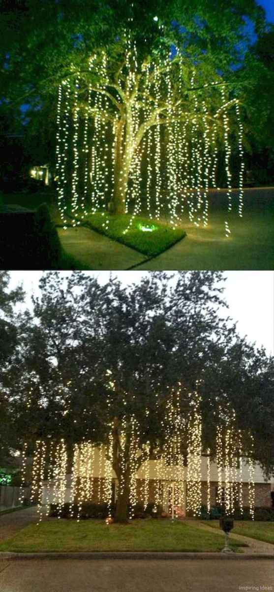 0014 peaceful christmas outdoor decorations ideas