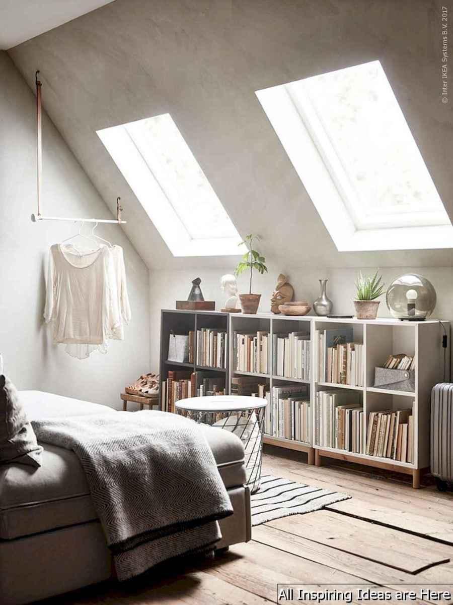 0018 stunning loft bedroom design ideas