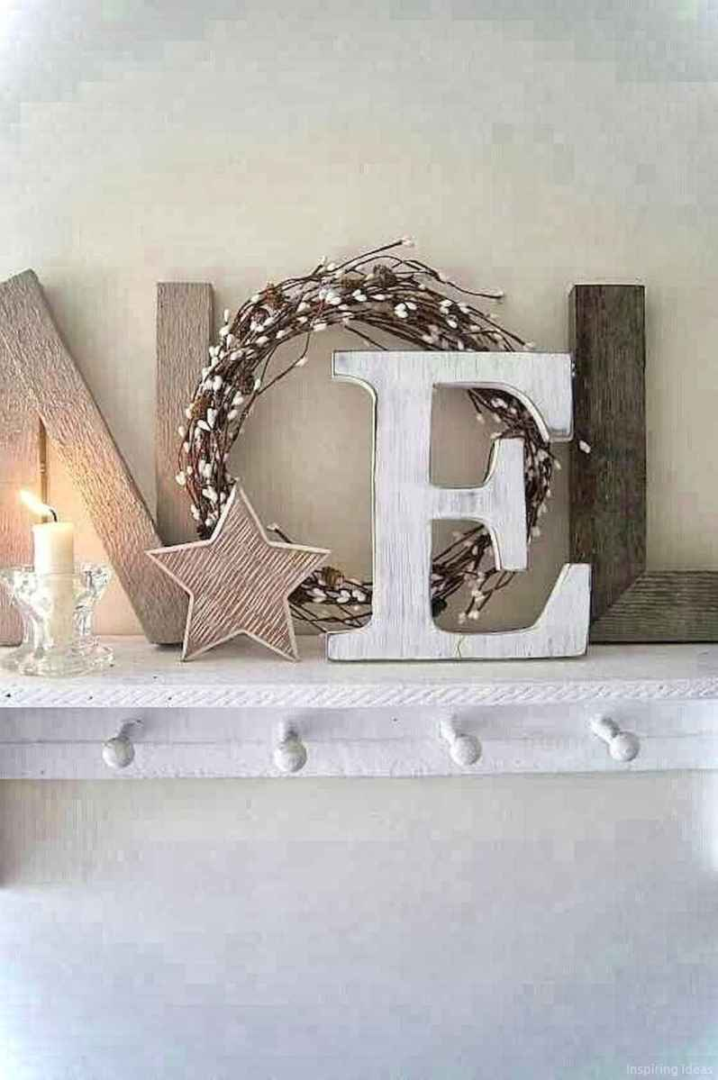 0019 rustic christmas decorations ideas