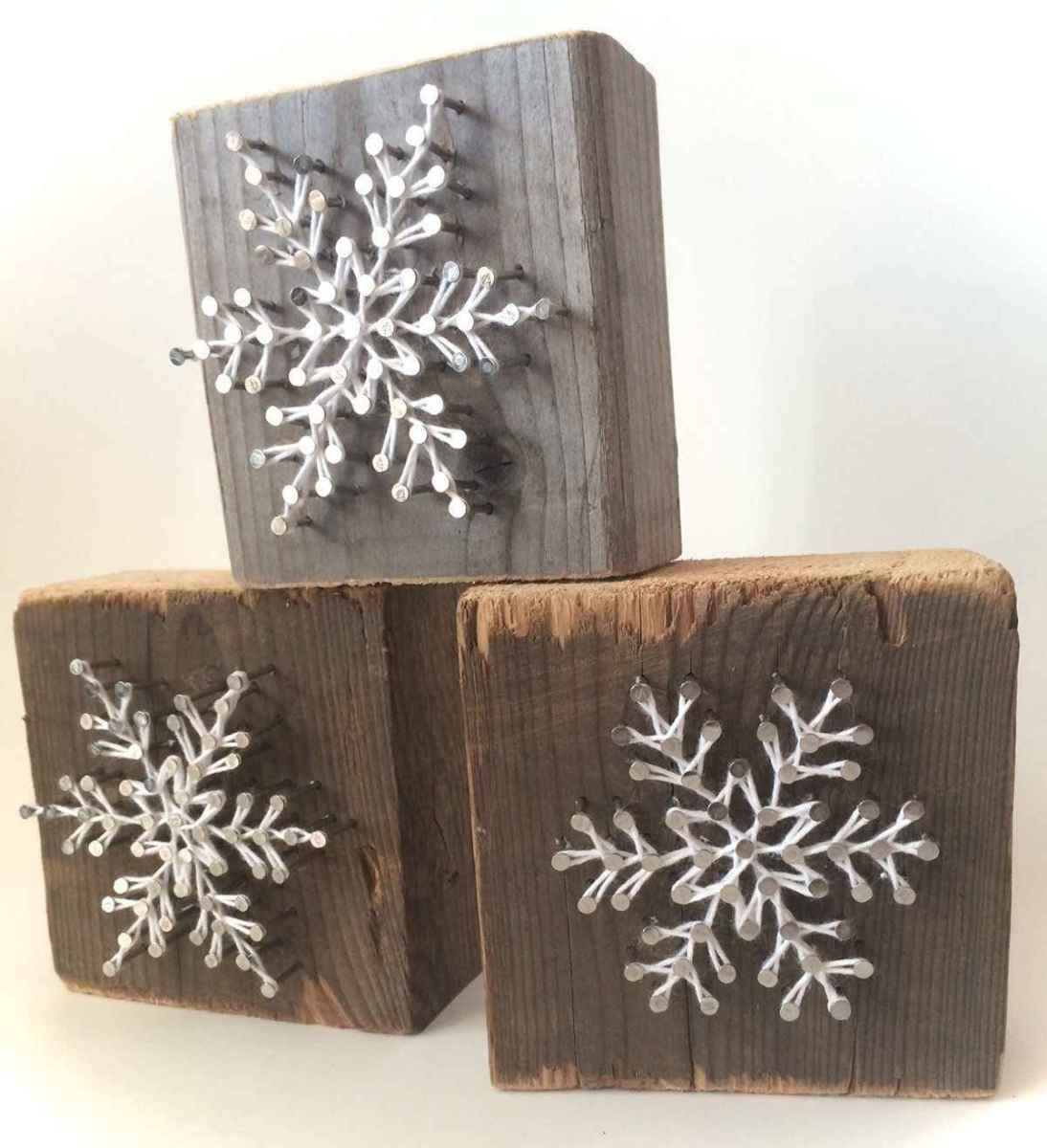 0022 rustic christmas decorations ideas