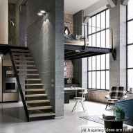 0023 stunning loft bedroom design ideas