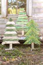 0024 peaceful christmas outdoor decorations ideas