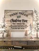 0036 rustic christmas decorations ideas