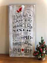 0037 rustic christmas decorations ideas