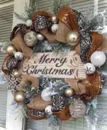 0040 rustic christmas decorations ideas