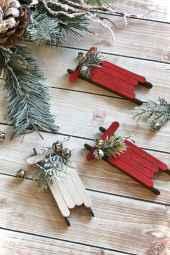 0042 rustic christmas decorations ideas