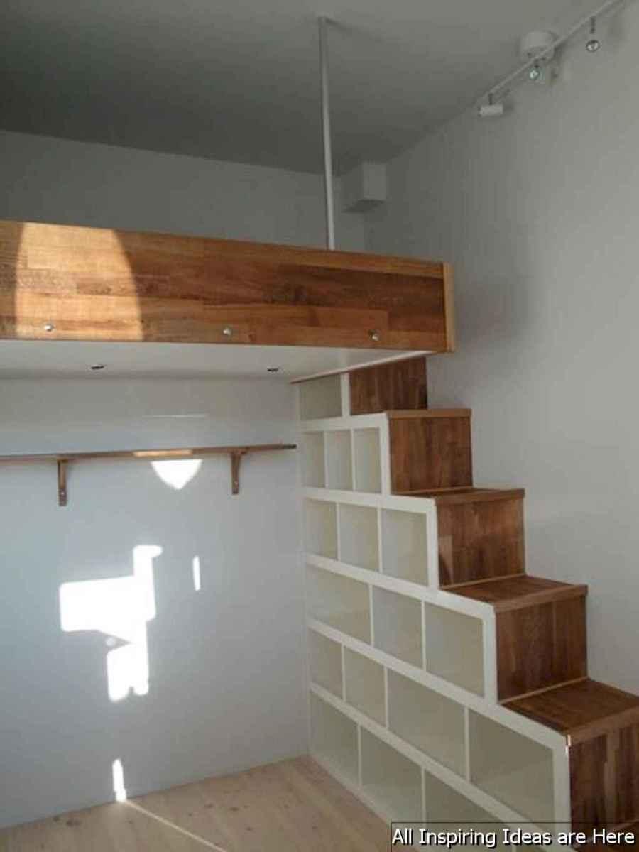 0042 stunning loft bedroom design ideas