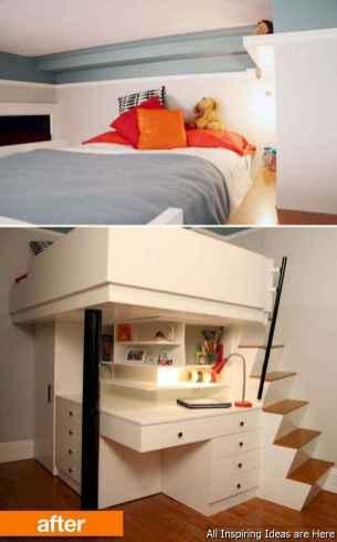 0050 interesting small loft bedroom design ideas