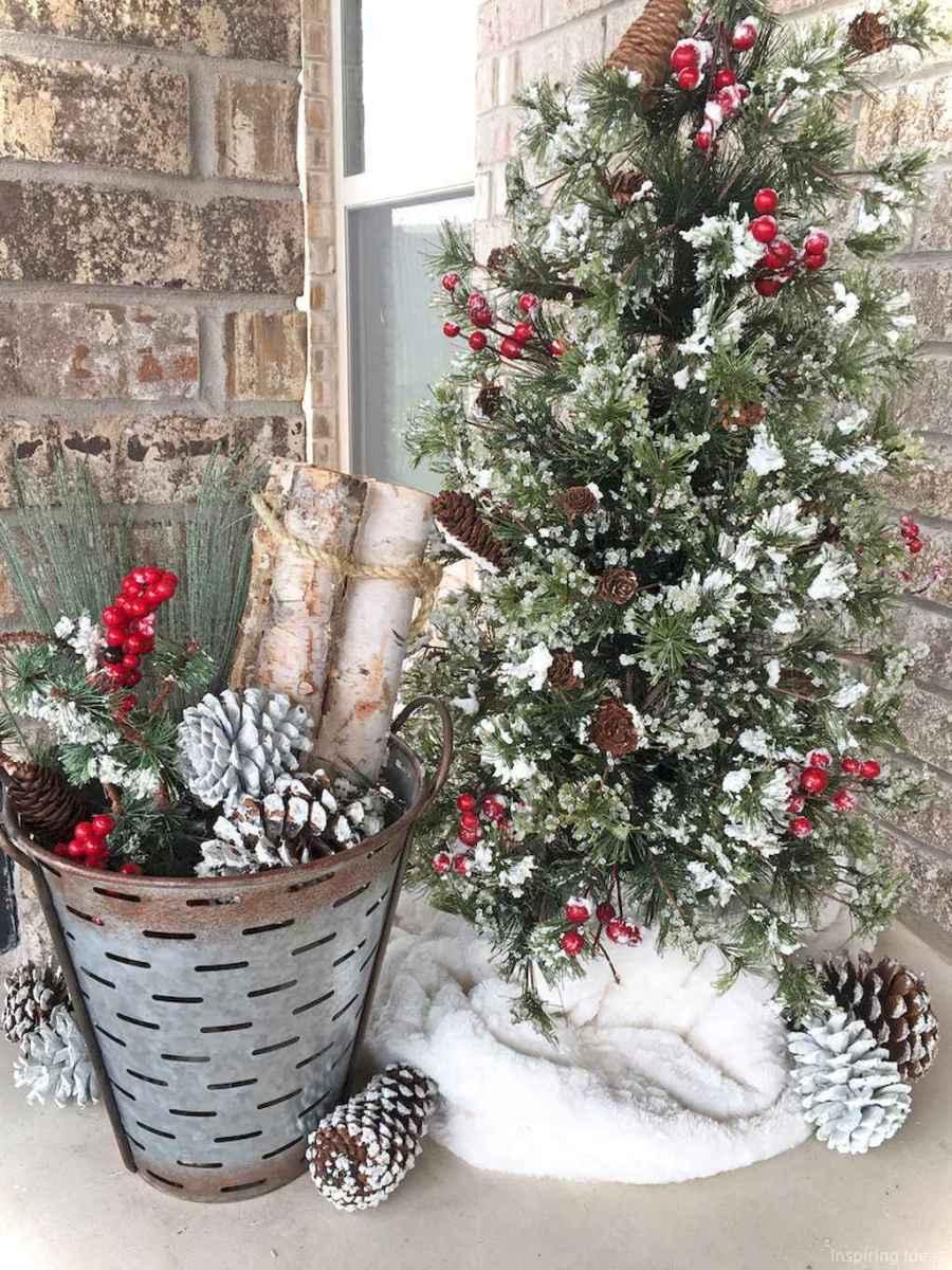 0052 rustic christmas decorations ideas