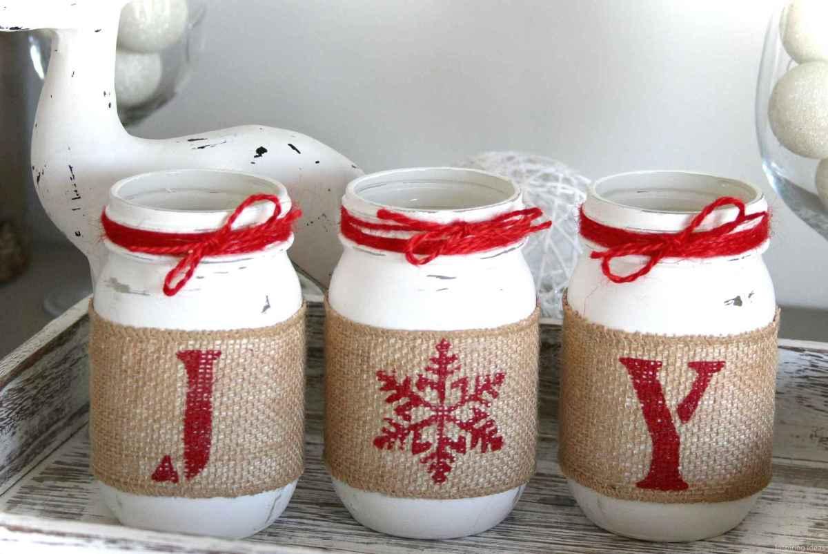 0053 rustic christmas decorations ideas