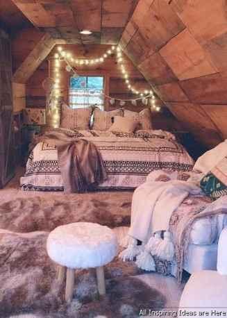 0054 stunning loft bedroom design ideas