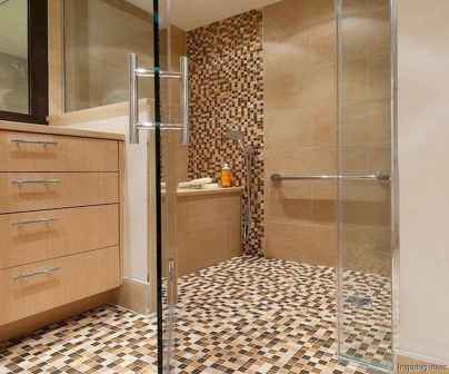 0056 simple curbless shower ideas for your house