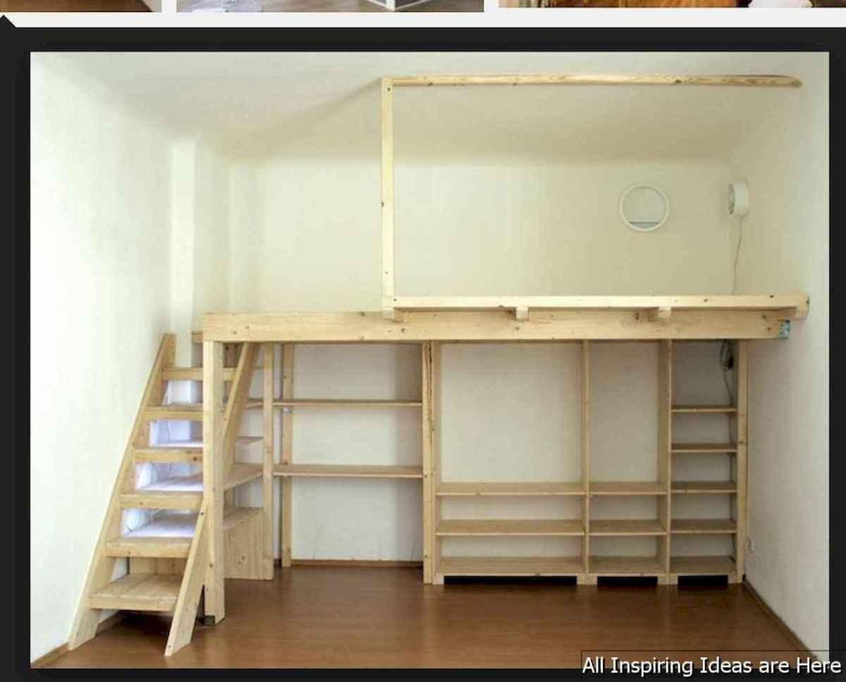 0057 stunning loft bedroom design ideas